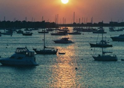 14.sunset harbor