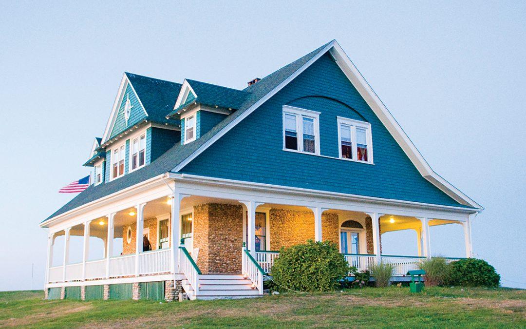 The Sullivan House featured in Boston Magazine