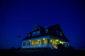 Block Island Wind Farm powers The Sullivan House Hotel
