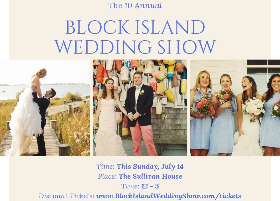 Block Island Wedding Show